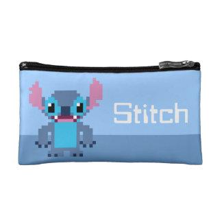 8-Bit Stitch Cosmetic Bags