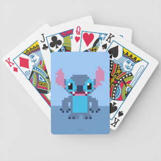 8-Bit Stitch Poker Deck