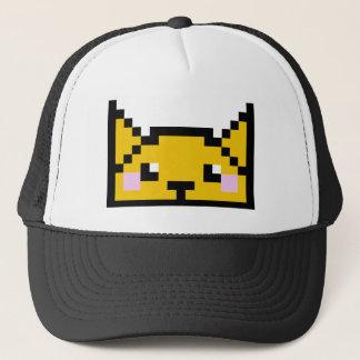 8 Bit Taco Cat Trucker Hat