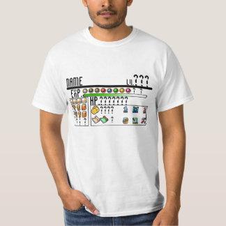 8-bit Warrior Template T-Shirt