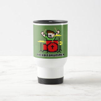 8 Bits Battery stainless Steel Mug of Trip