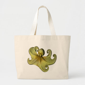 8 Feet at Sea Large Tote Bag