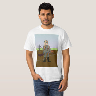 8# German Stormtrooper WWI T-Shirt