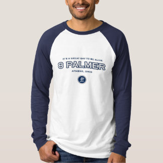 8 Palmer Collegiate Logo T-Shirt