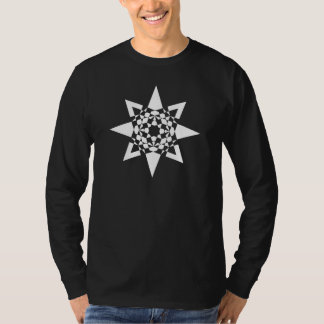 8 pointed star T-Shirt