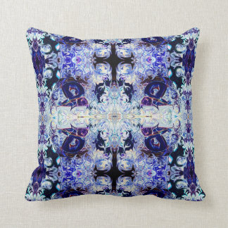 8 Purple Rabbits Yoga Pillow