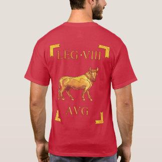 8 Roman Legio VIII OctaviaAugusta Vexillum T-Shirt