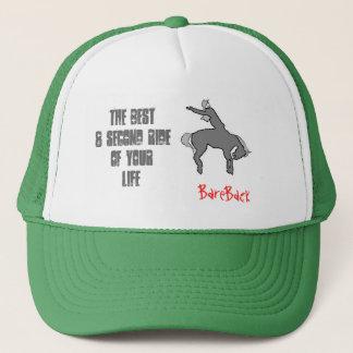8 Second Rider! Trucker Hat