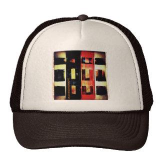 8-TRACK TRUCKER HAT