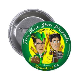 8. Trim Waste 2 Inch Round Button