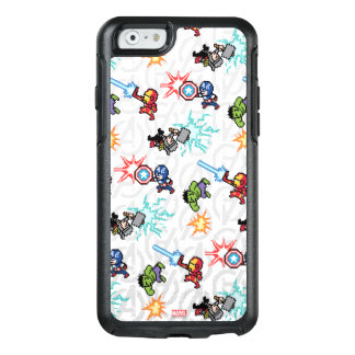 8Bit Avengers Attack OtterBox iPhone 6/6s Case