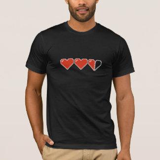 8bit Heart Meter T-Shirt