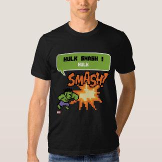 8Bit Hulk Attack - Hulk Smash! T Shirts