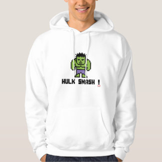8Bit Hulk - Hulk Smash! Pullover