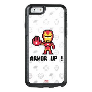 8Bit Iron Man - Armor Up! OtterBox iPhone 6/6s Case