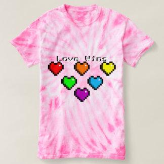 8bit Love Wins T-shirt