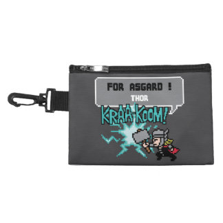 8Bit Thor Attack - For Asgard! Accessories Bags
