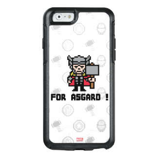 8Bit Thor - For Asgard! OtterBox iPhone 6/6s Case