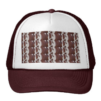 8TEMPLATE Colored easy to ADD TEXT and IMAGE gifts Trucker Hat
