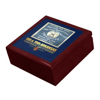 8th & 19th Arkansas Infantry (F10) Gift Box