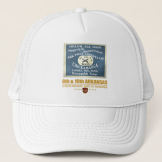8th & 19th Arkansas Infantry (F10) Trucker Hat