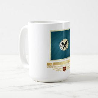 8th Arkansas Infantry Coffee Mug