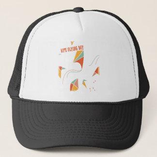 8th February - Kite Flying Day - Appreciation Day Trucker Hat
