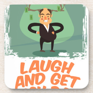 8th February - Laugh And Get Rich Day Coaster