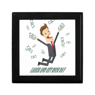 8th February - Laugh And Get Rich Day Gift Box