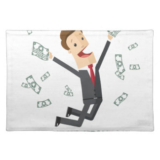 8th February - Laugh And Get Rich Day Placemat