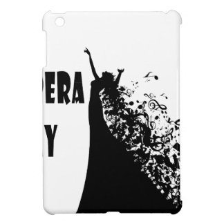 8th February - Opera Day - Appreciation Day iPad Mini Covers