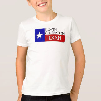 8th Generation Texan T-Shirt