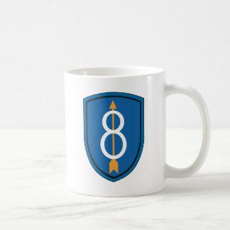 8th Infantry Division Coffee Mug