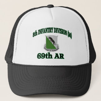 8th Infantry Division Trucker Hat