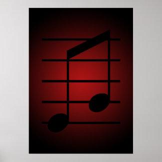 8th note 3 ポスター