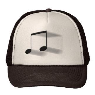 8th Note Blur Hat