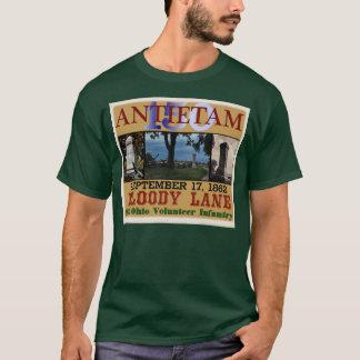 8th Ohio at Antietam Sesquicentennial T-Shirt
