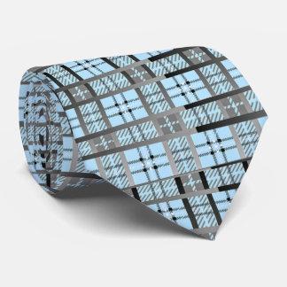 8th Pattern; New Plaid Pattern Tie