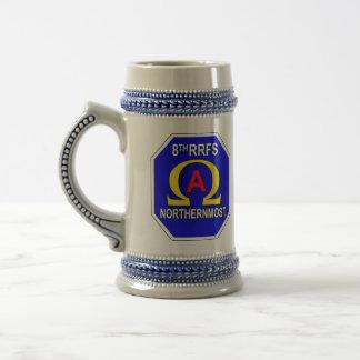 8th RRFS 2 Beer Stein