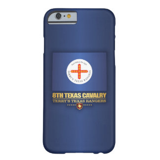 8th Texas Cavalry Barely There iPhone 6 Case