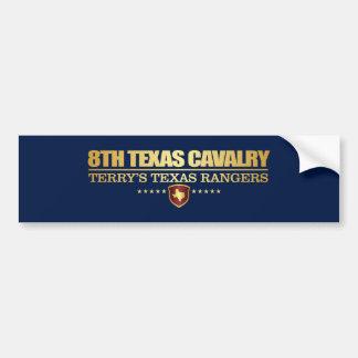 8th Texas Cavalry Bumper Sticker