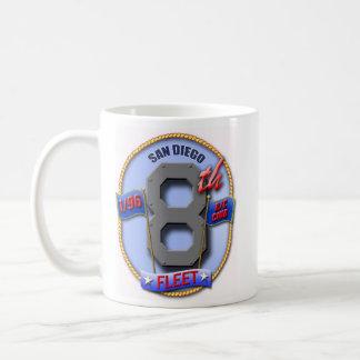 8thfleetlogo coffee mug