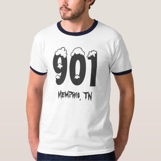 901, Memphis, TN T-Shirt