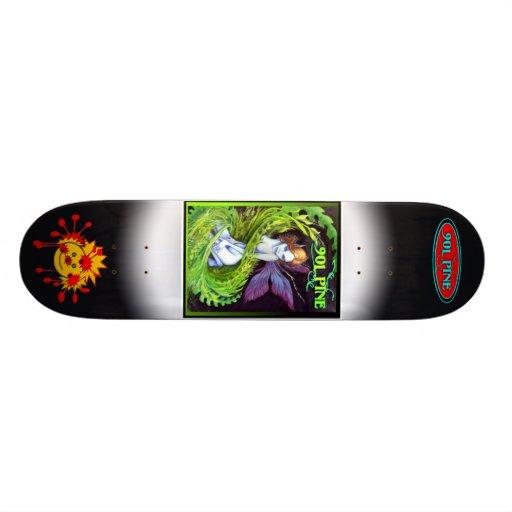 901 PINE FAERIE GIRL SKATE BOARD