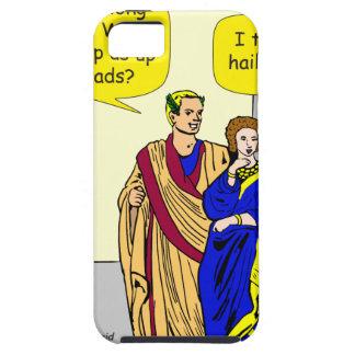 "902 Caesar ""I'll make a salad"" cartoon Case For The iPhone 5"