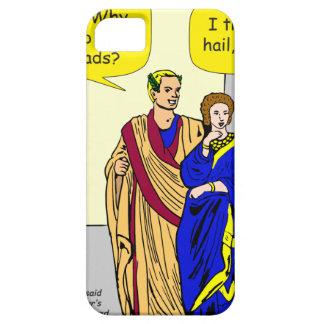 """902 Caesar """"I'll make a salad"""" cartoon iPhone 5 Cover"""