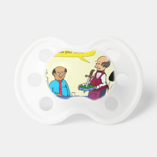 904 Chef Brutus made the salad cartoon Pacifier