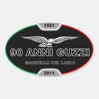 90 Anni Guzzi Sticker