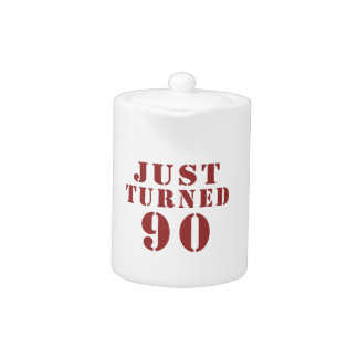 90 Just Turned Birthday