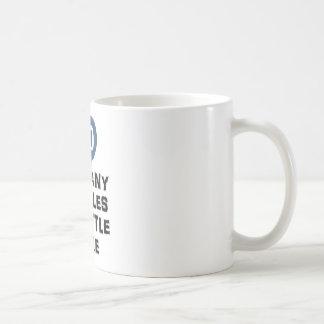 90 year old candle designs coffee mug